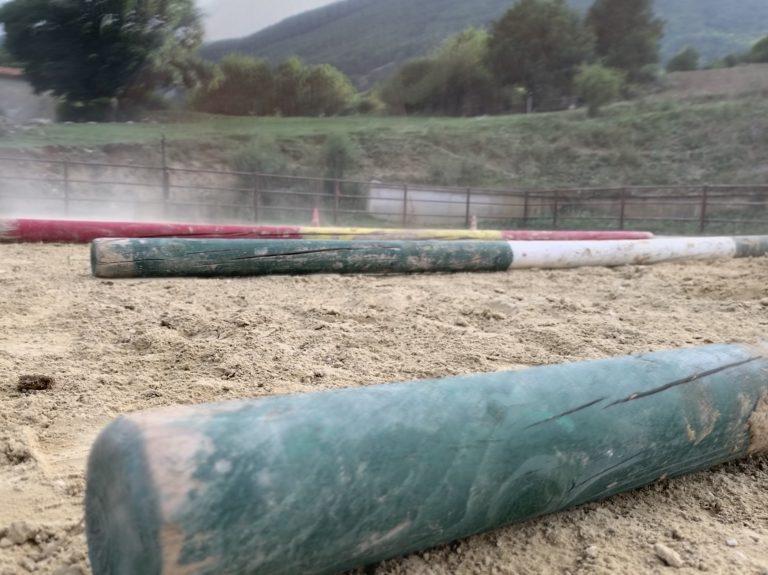 Barriere per salto ostacoli